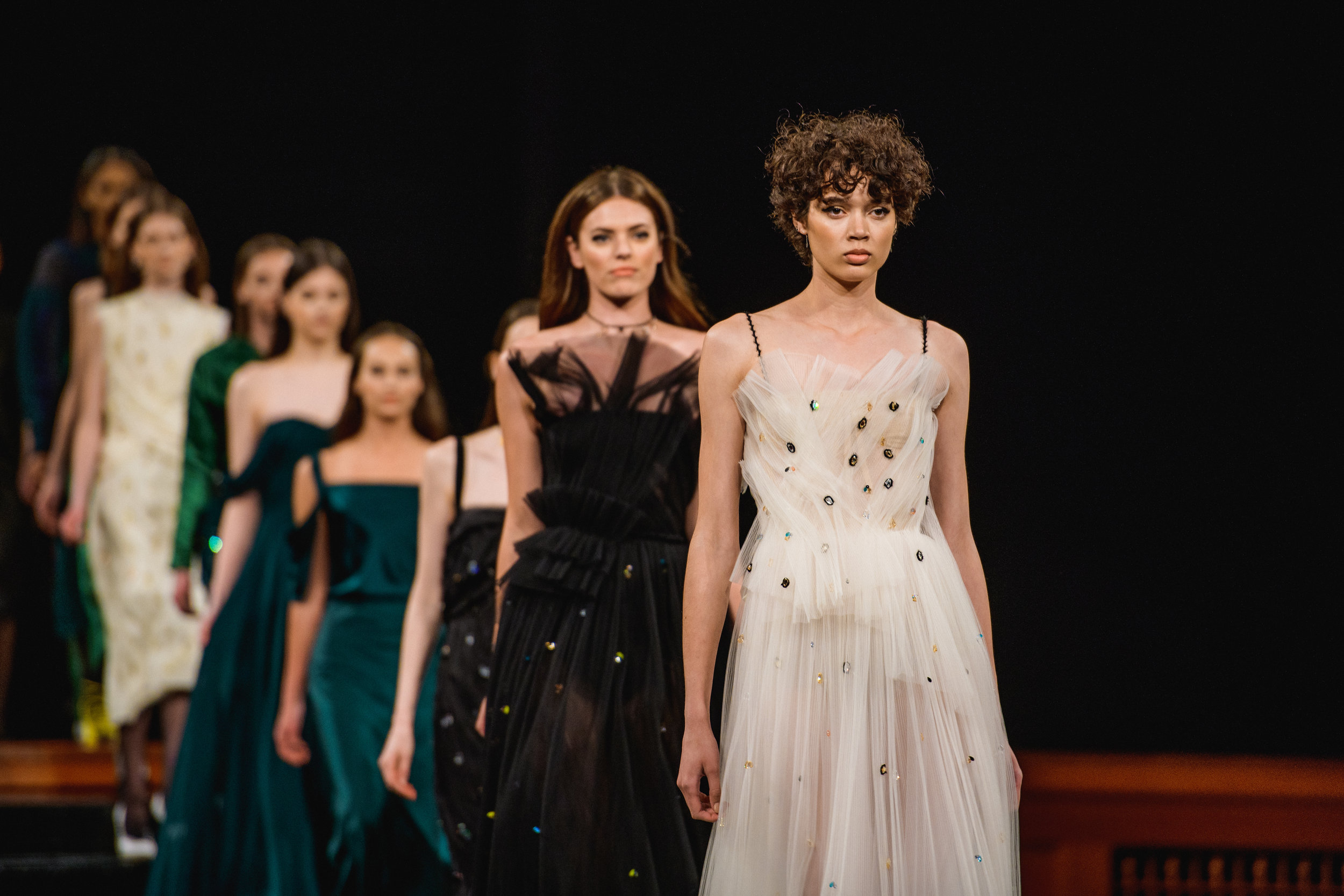 Jason Wu Fashion Show - Nashville Symphony - Details Nashville Photography
