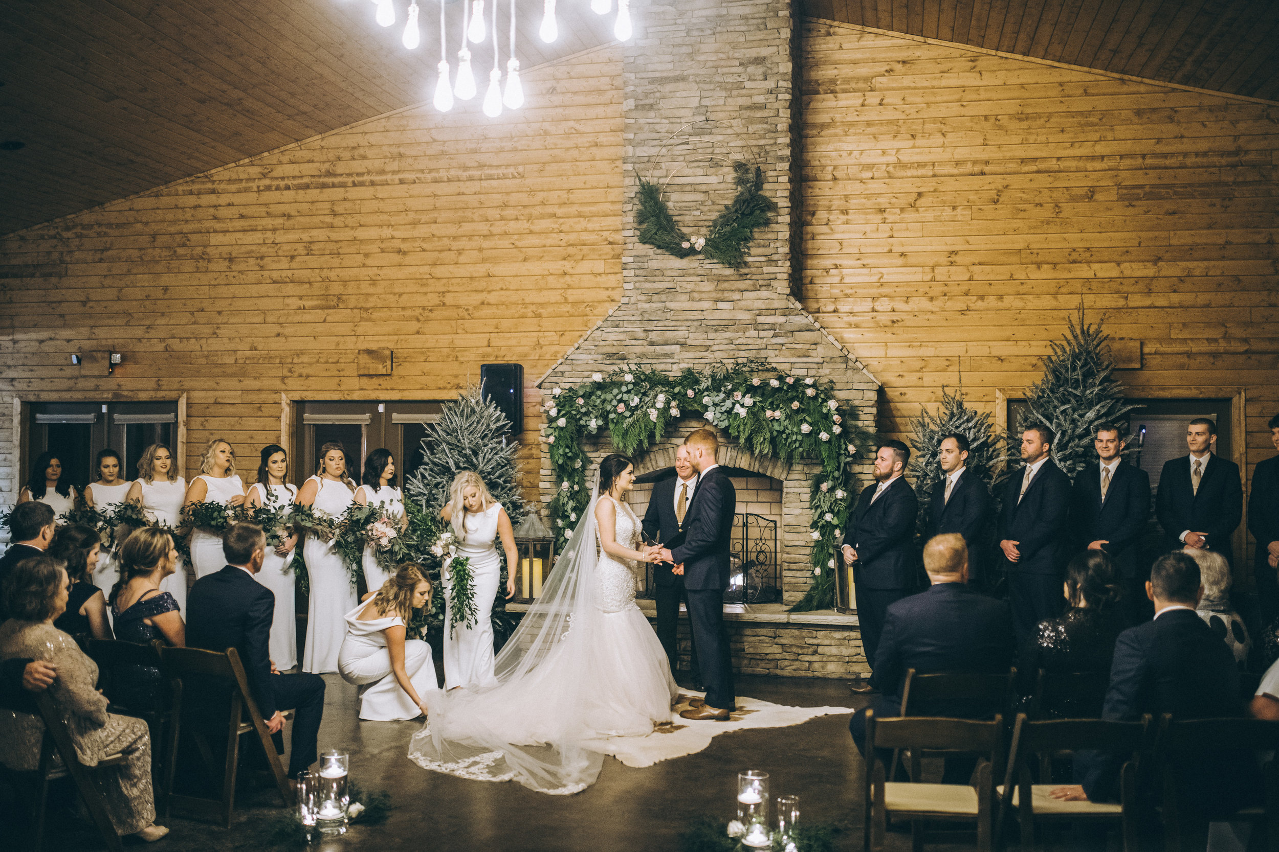 Taylor + Colin NYE Wedding Nashville TN