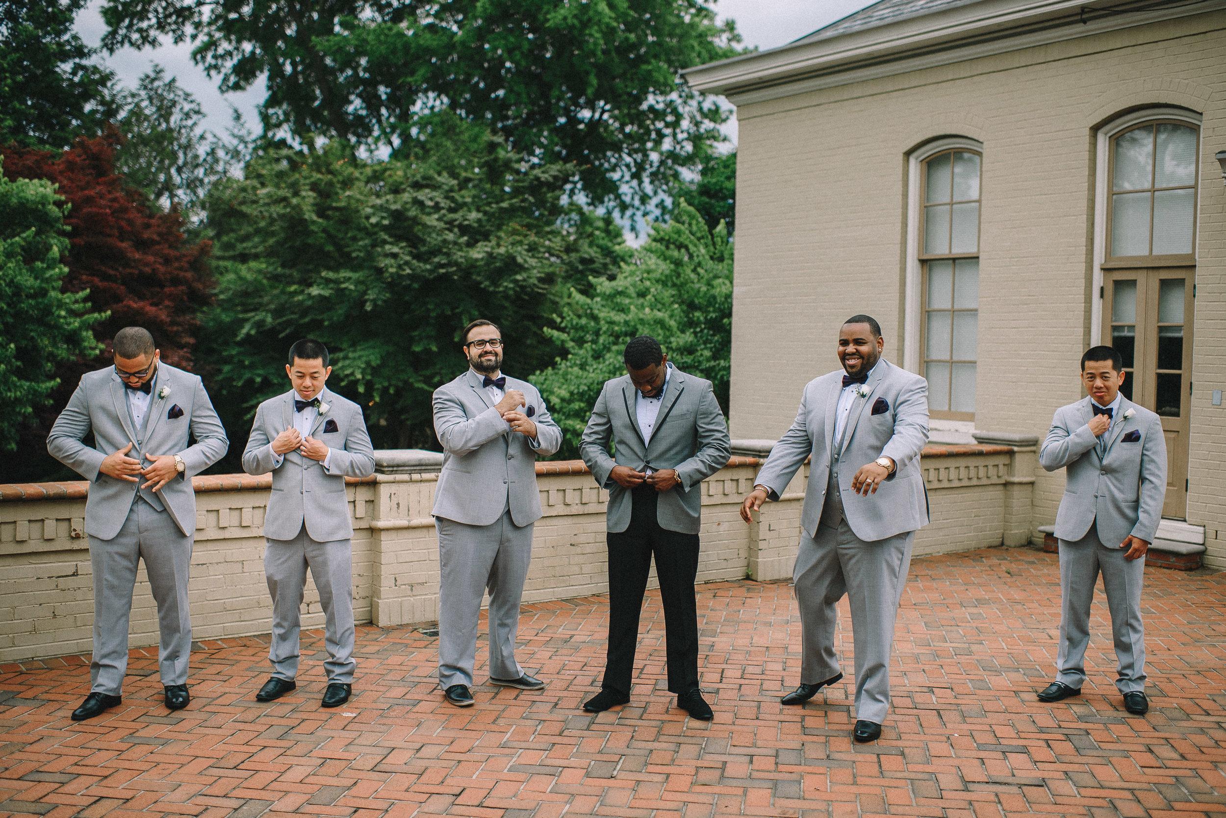 Erika + Robert Nashville Wedding Details Nashville