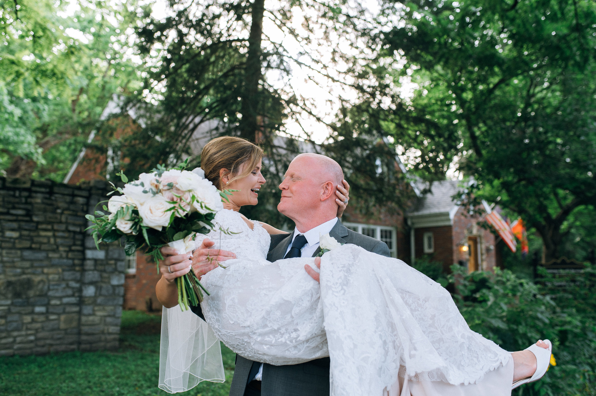 Molly + Vince Nashville Wedding - Details Nashville