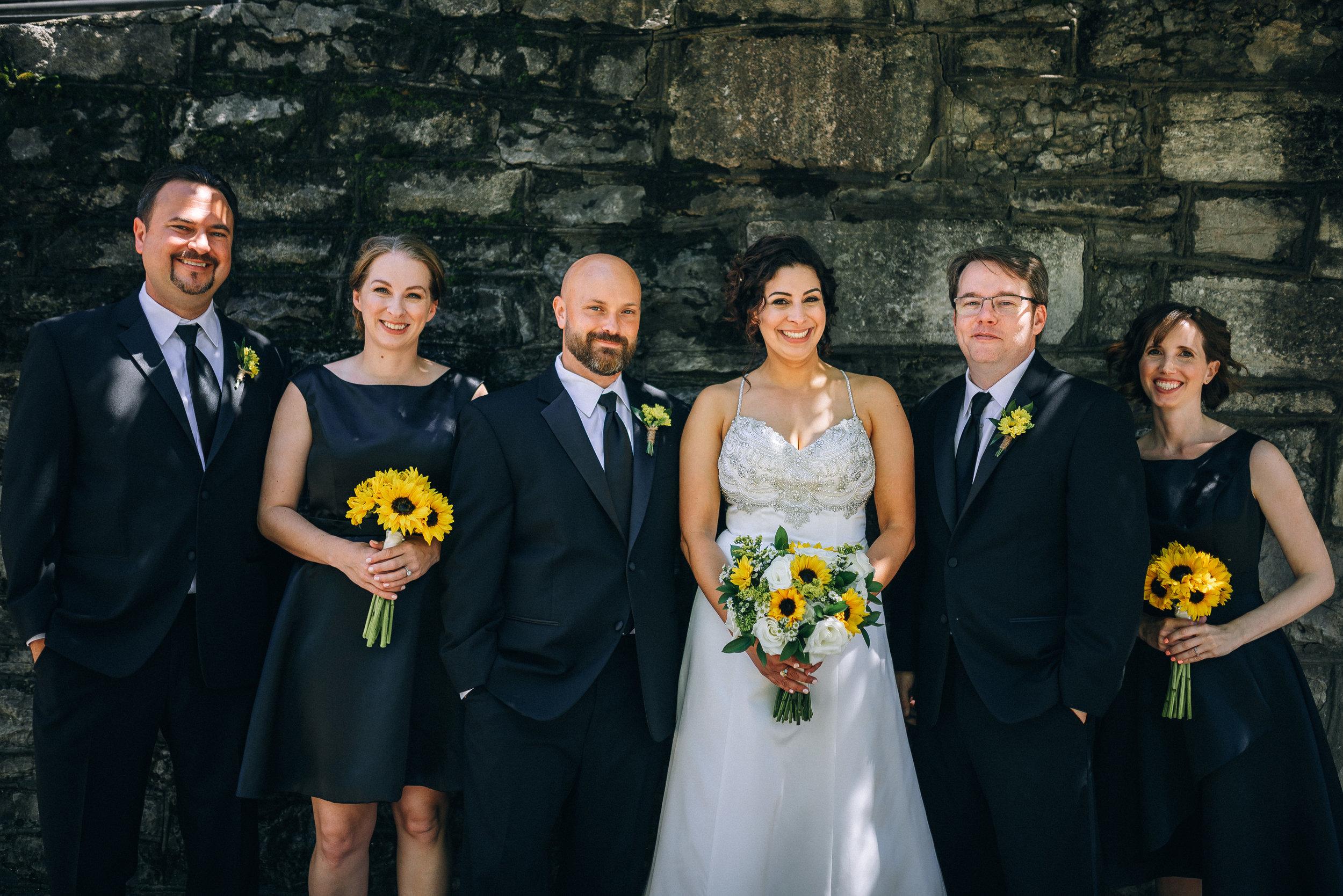 Marie + Matt Nashville Wedding - Details Nashville
