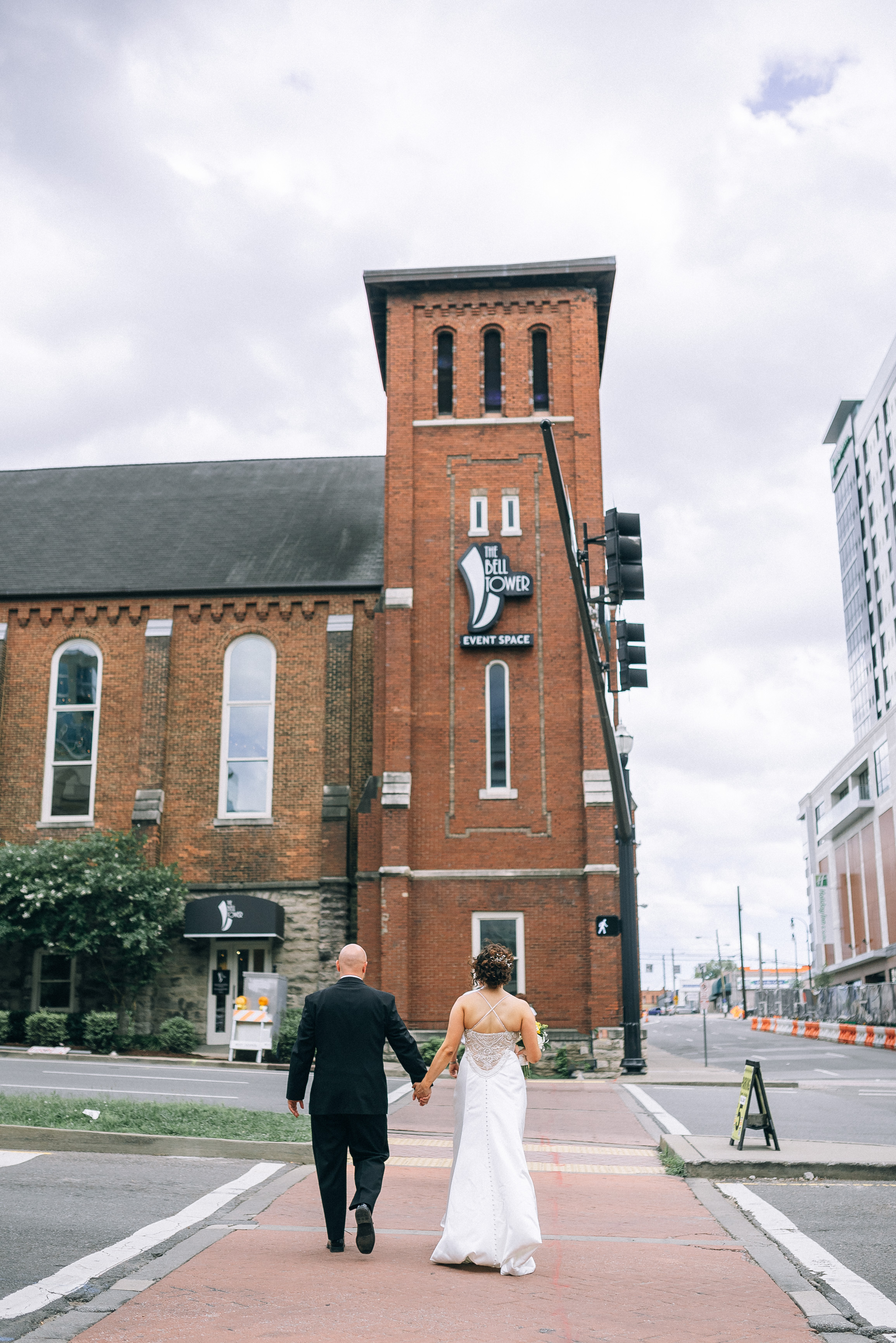 Marie + Matt Nashville Wedding - Details Nashville