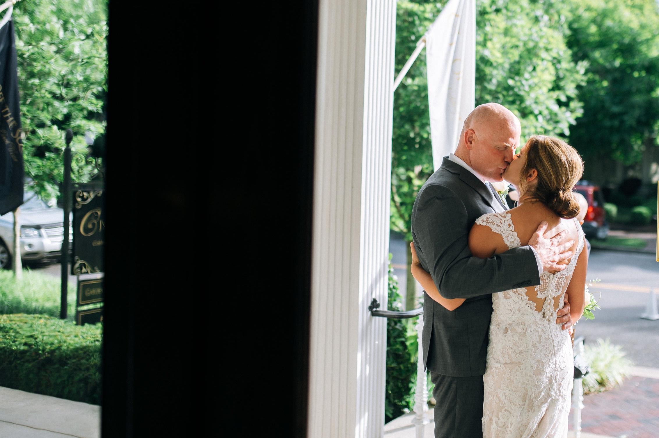 Molly + Vince Franklin Wedding - at CJs Off the Square by Details Nashville