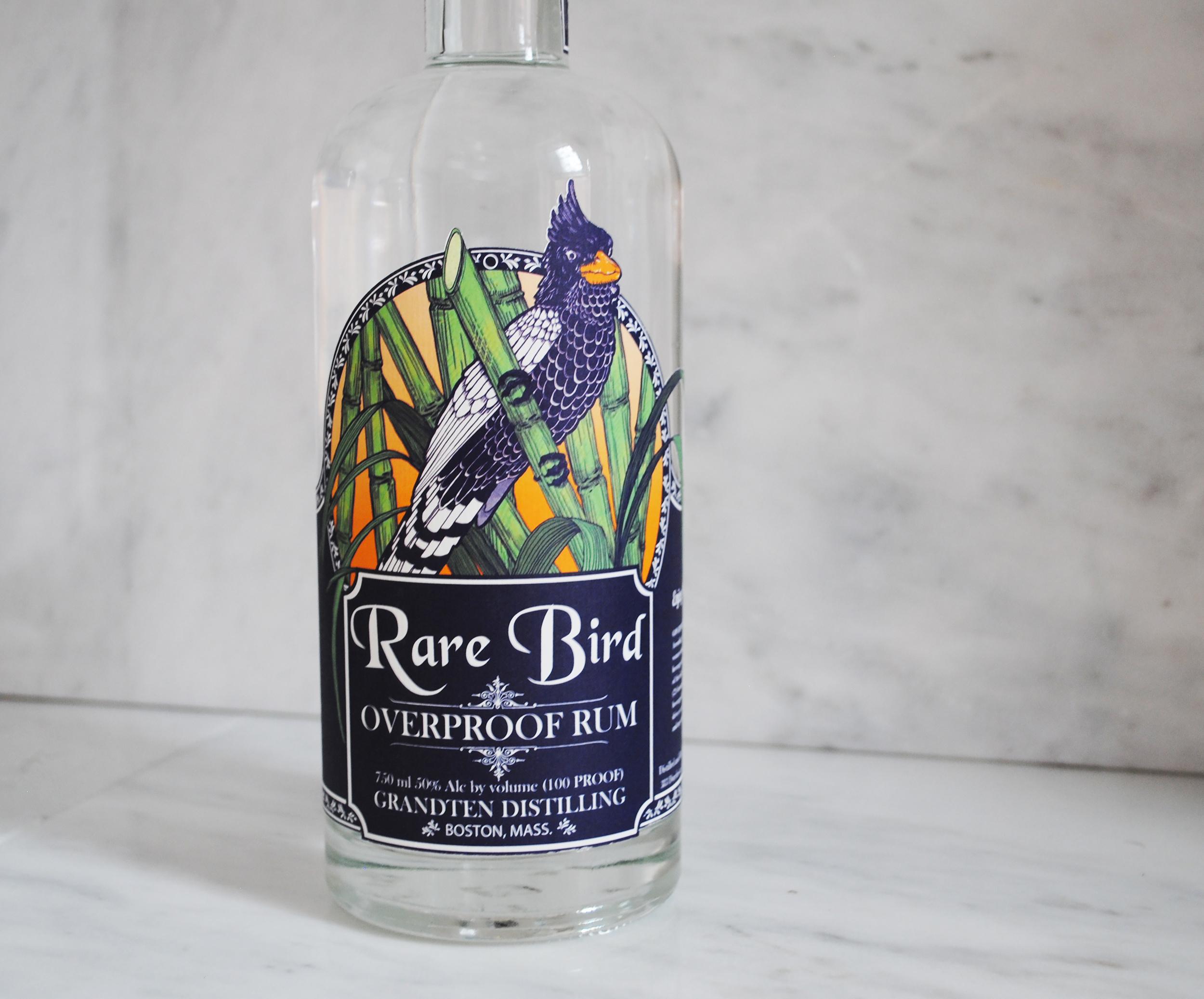 """""""Rare Bird"""" Label"""