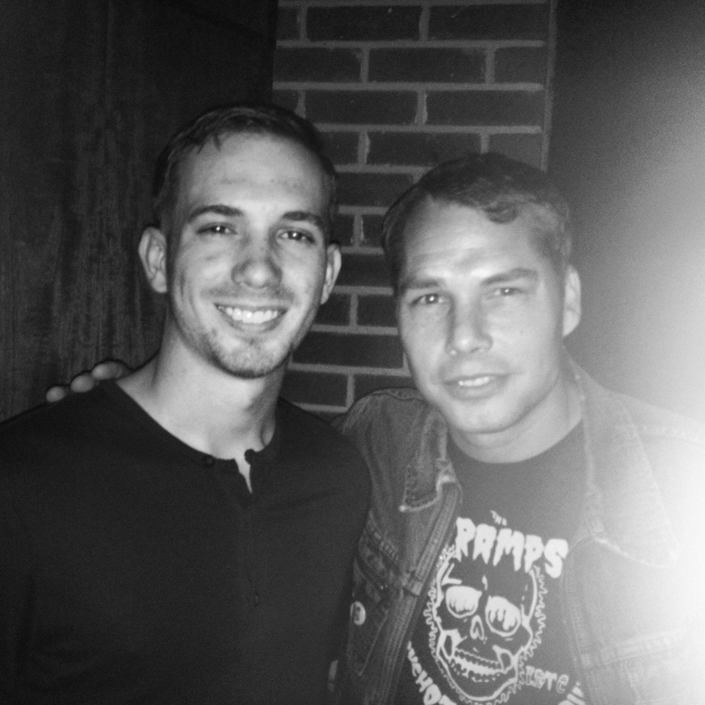 Shepard Fairey and I
