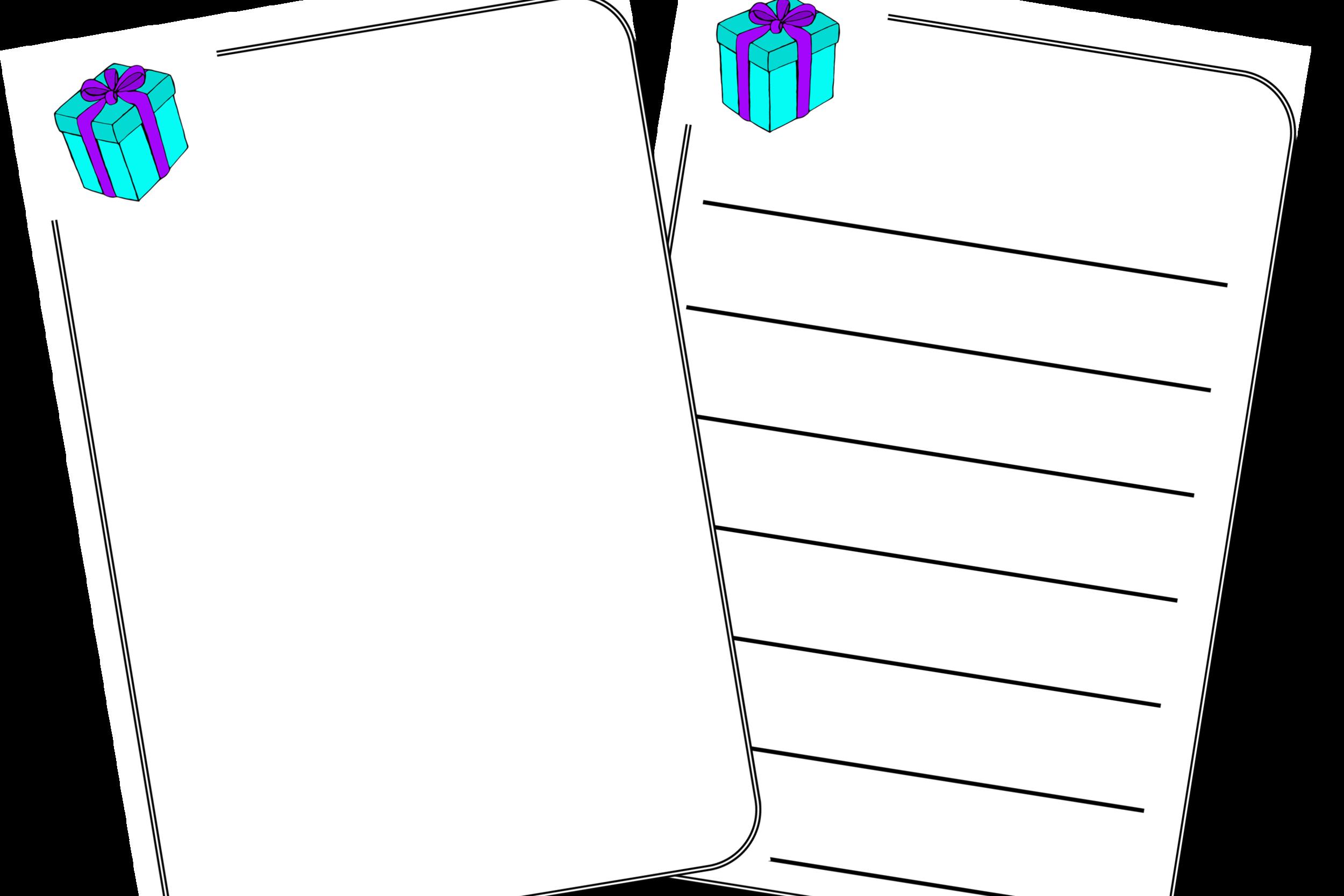 Gift Writing