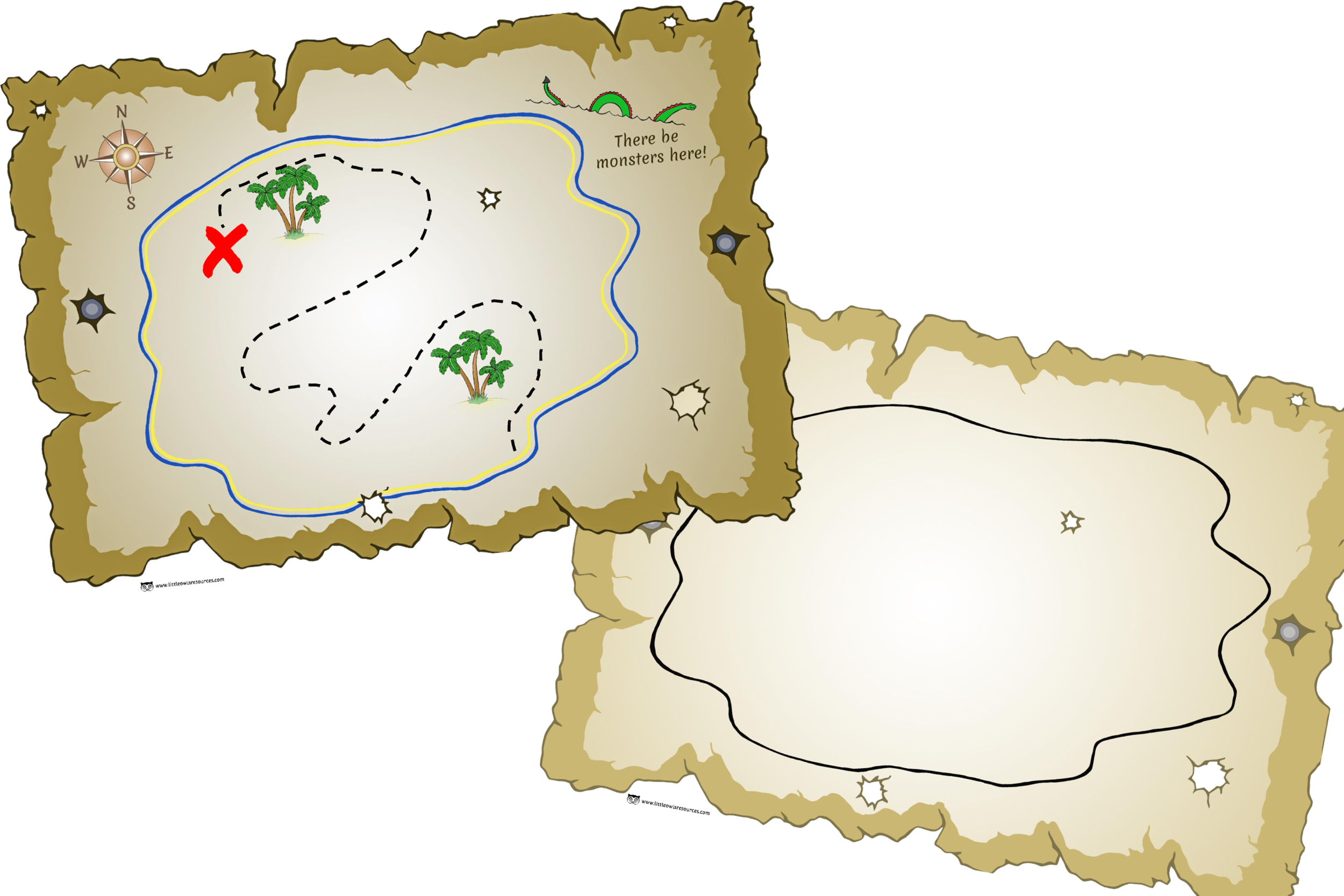 Treasure Maps