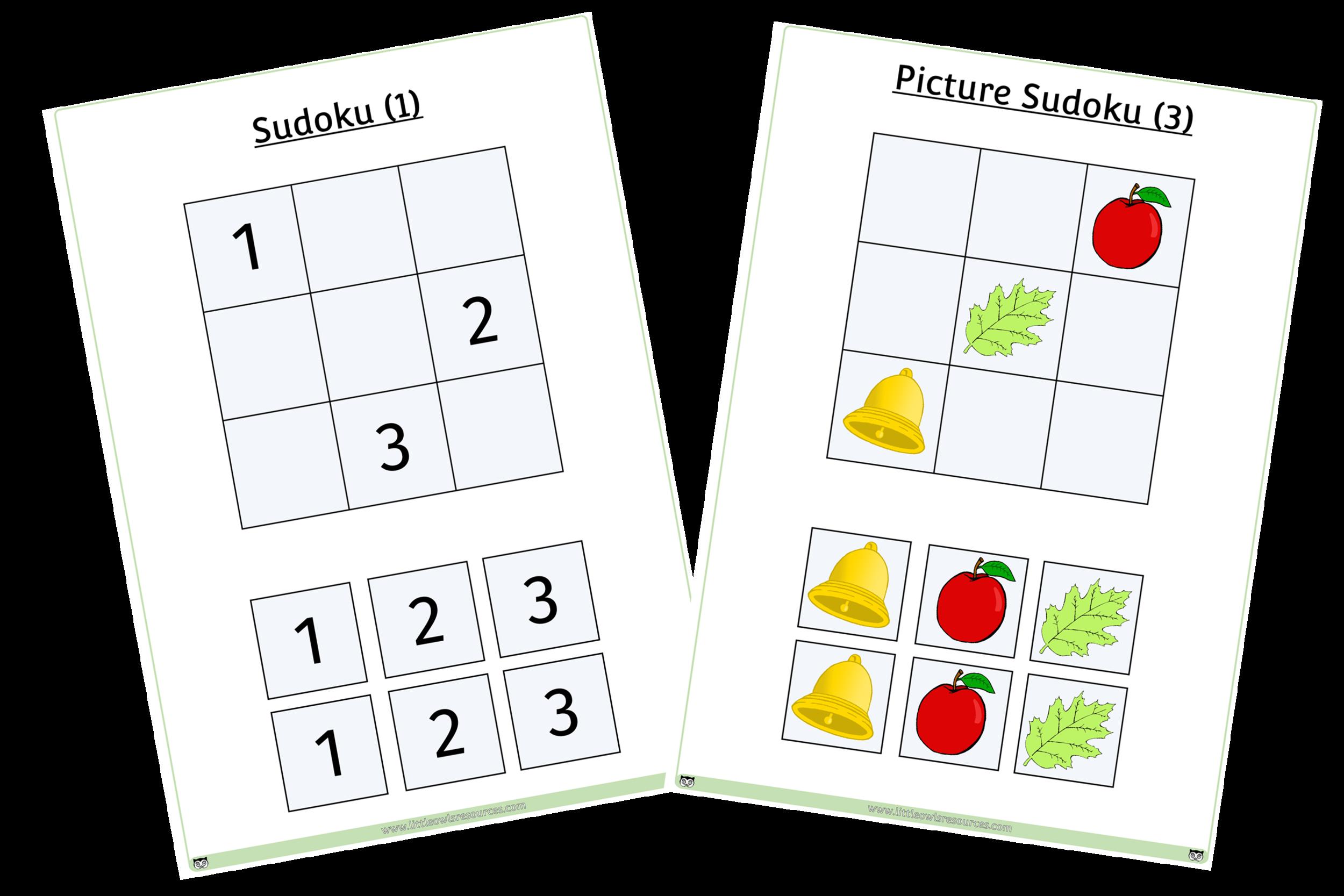 Basic Sudoku problem solving games