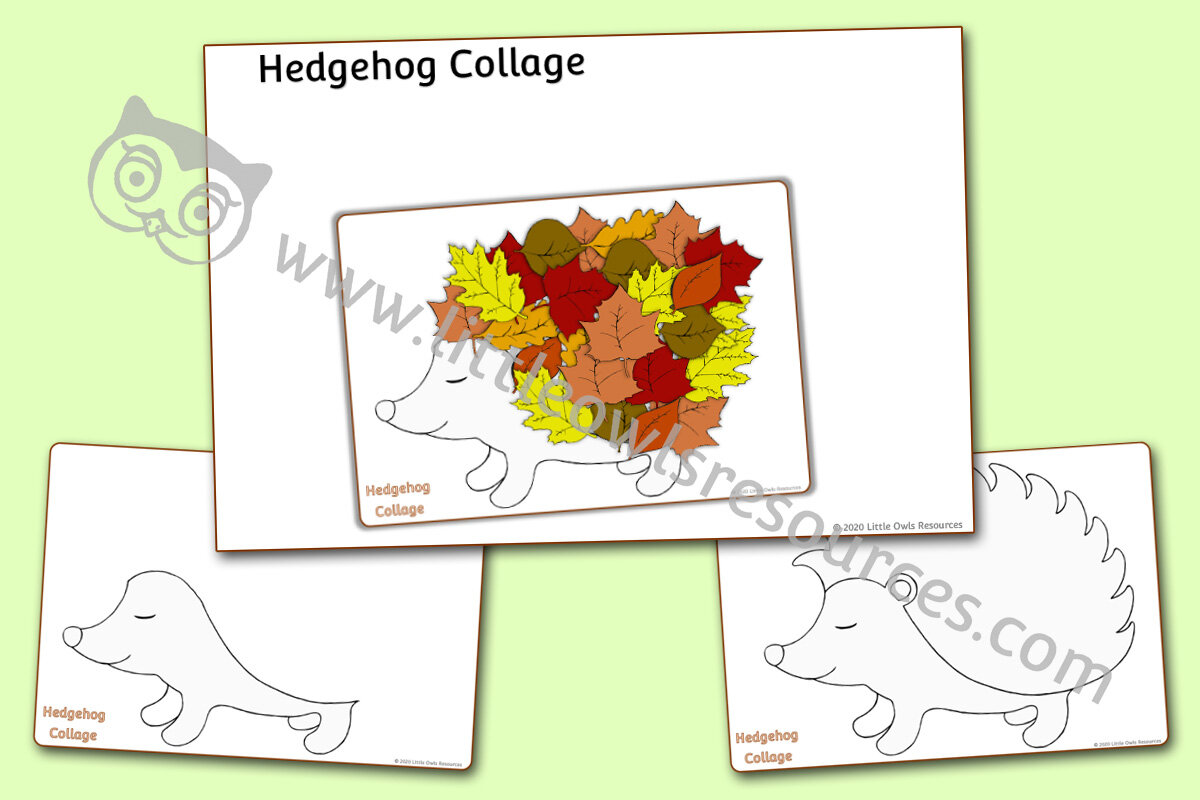 Free Autumn Season Topic Weather Printable Early Years Ey Eyfs Resources Downloads Activities Little Owls Resources Free