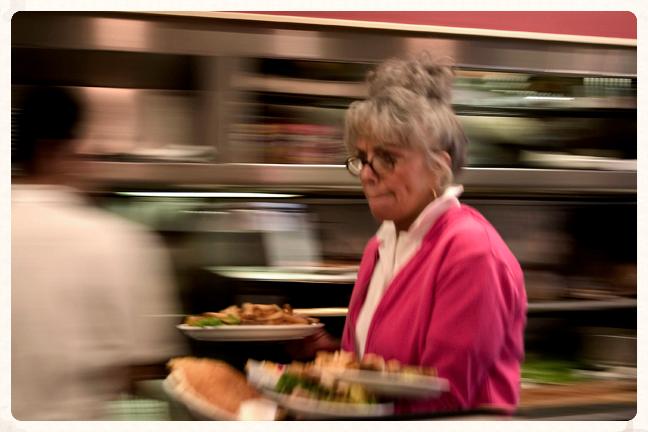 Sondra Dudley. Buttercream Diner. Napa, CA