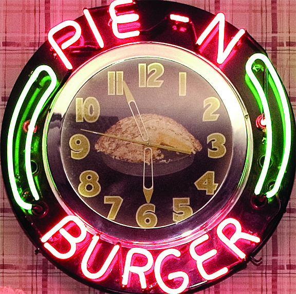 Pie 'N Burger. Pasadena, California.