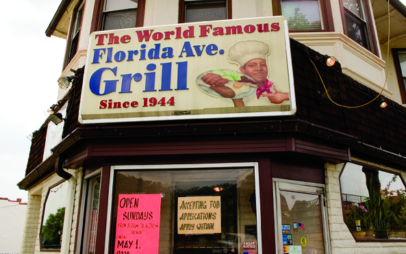 Florida Avenue Grill. Washington DC