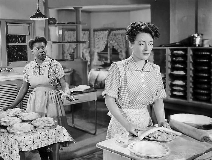 """Joan Crawford in """"Mildred Pierce"""""""