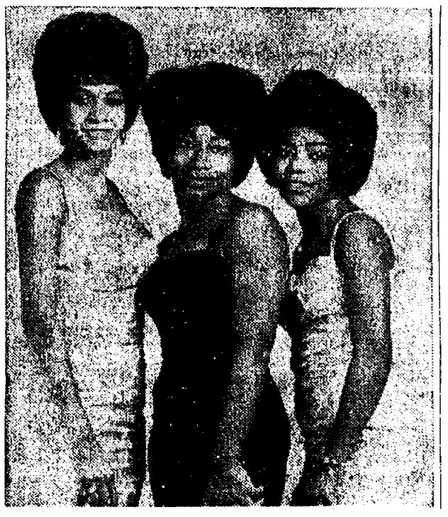 The Ikettes- Ike & Tina Turner Revue