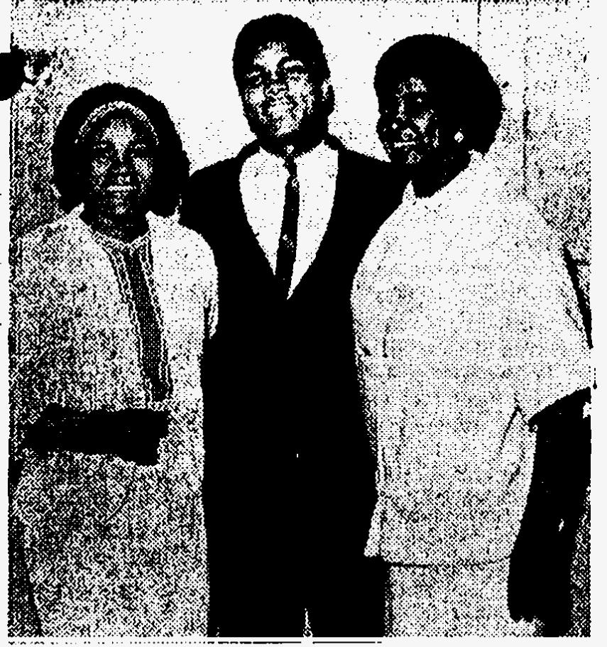 Muhammad Ali at the Alexandria, 1962