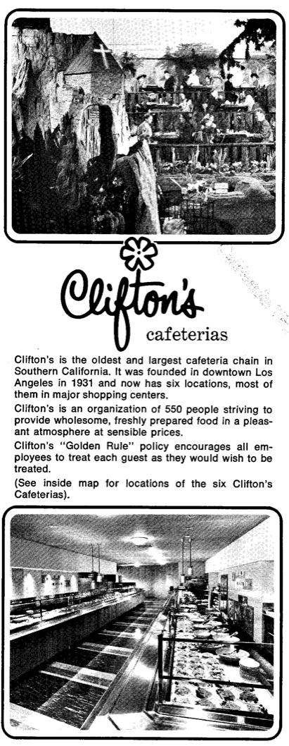 Clifton's Brochure