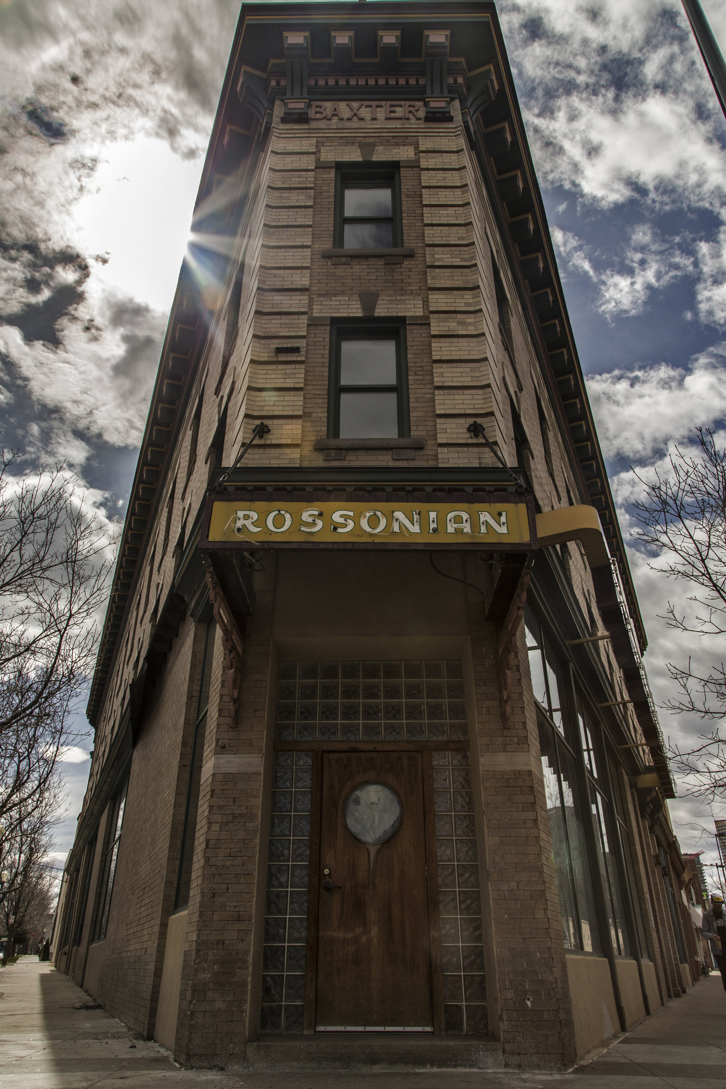 Rossonian - Denver, Colorado.  Photograph by Candacy Taylor, 2018