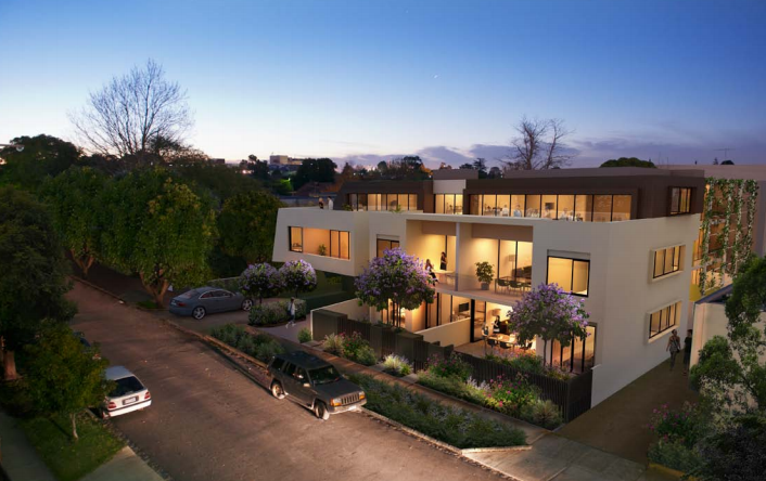 New 2 Bedroom Apartment Caulfield