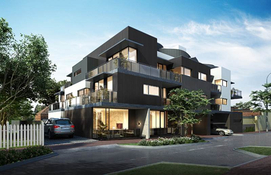 New Apartments Hawthorn East
