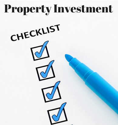 Latte Property Investment Checklist