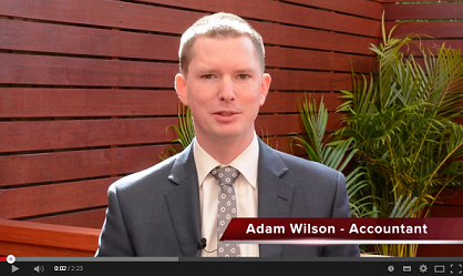 Adam Wilson Property Accountant & Investor
