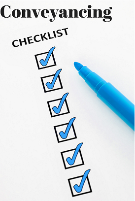 Latte Property Conveyancing Checklist for Buying Off The Plan