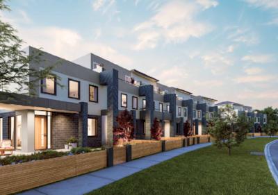 New Bundoora Townhouses