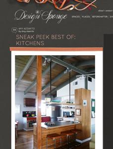 Design*Sponge Best of Kitchens
