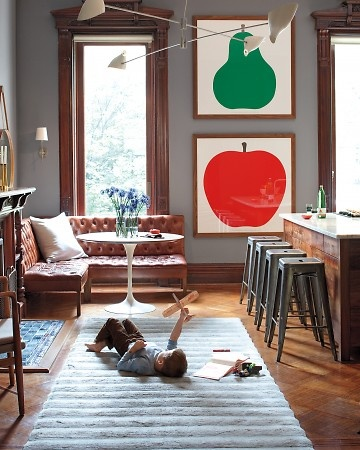 photo by Matthrew Hranek via  Martha Stewart Living