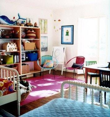 photo by Max Kim-Bee, Mark Ruffalo's home via  Domino