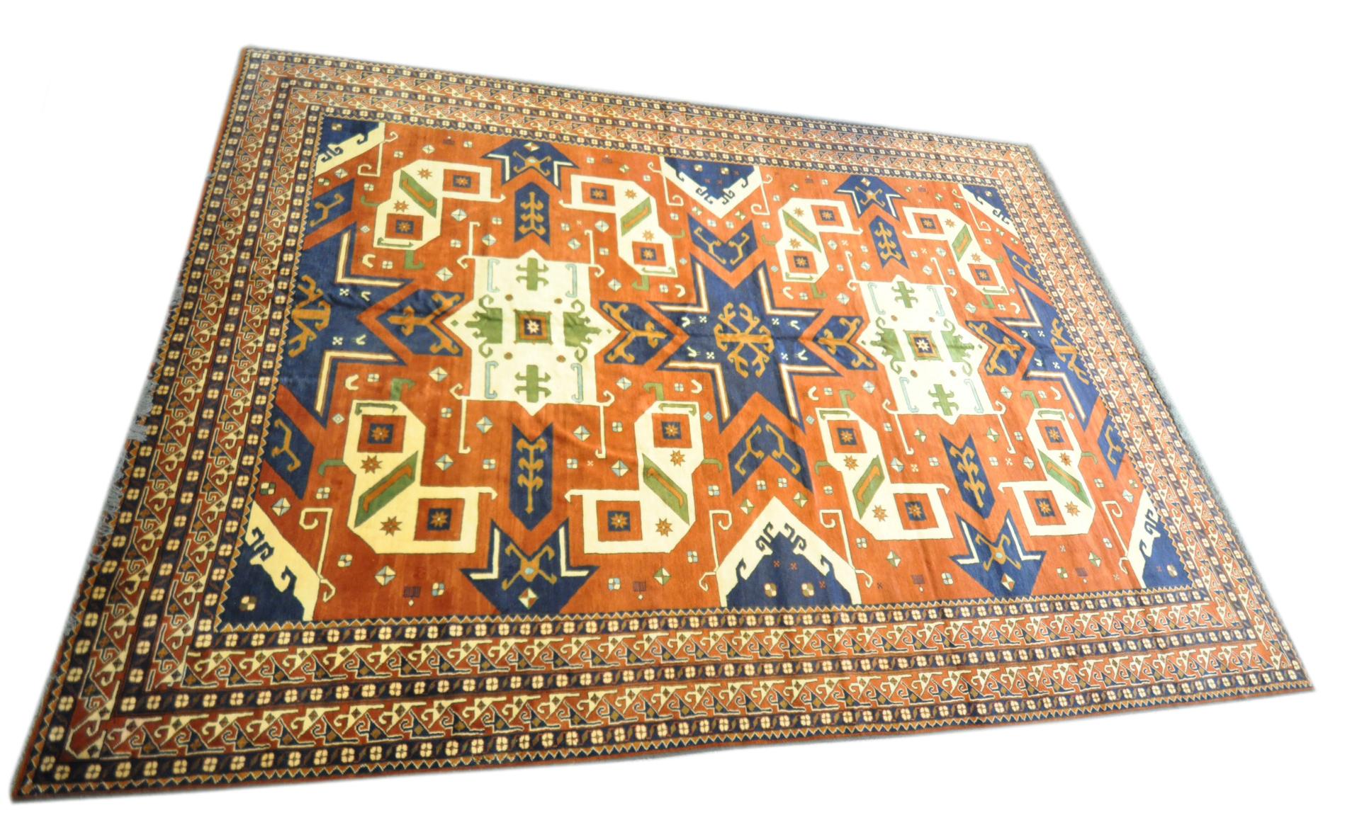 Tibetan rug $1000 (estimated value $3000)