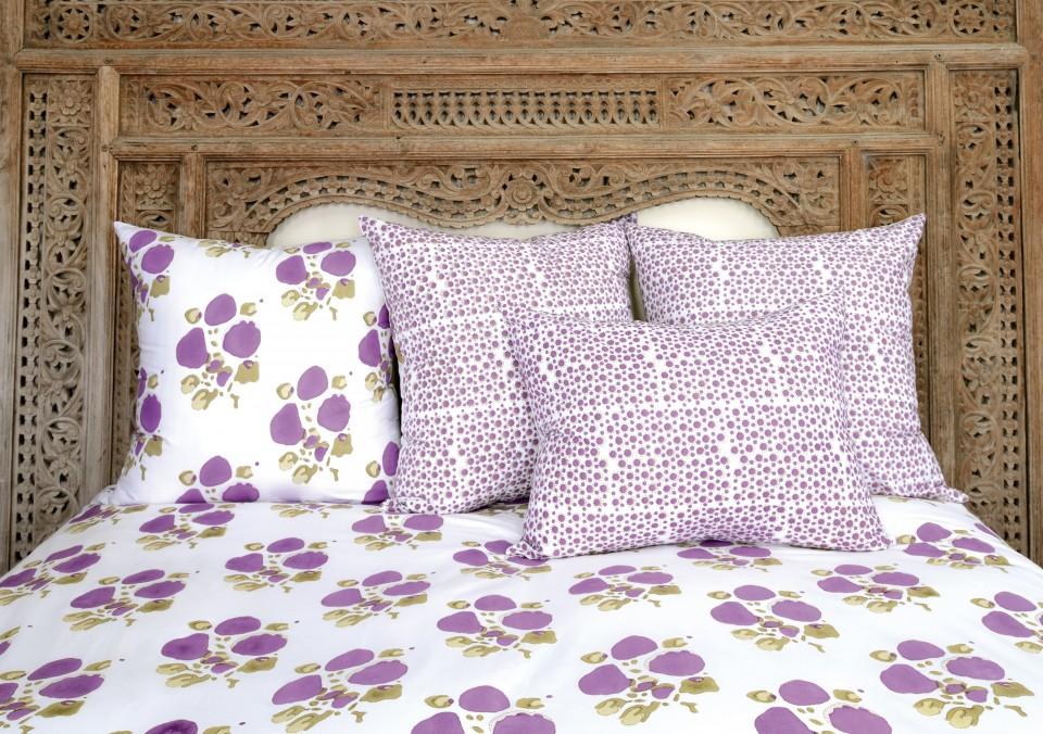 Nathalie bedding collection