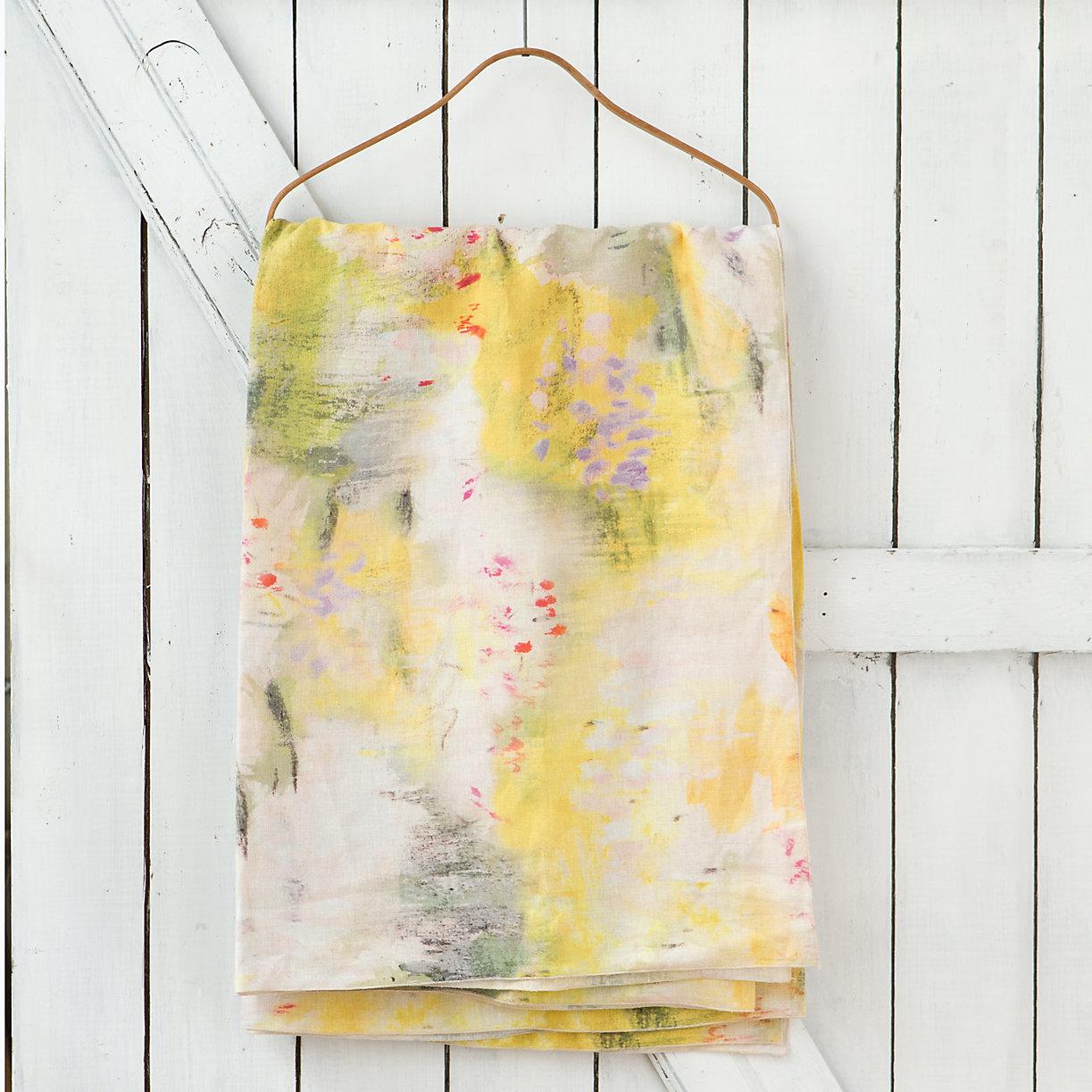 Impressionist tablecloth $298