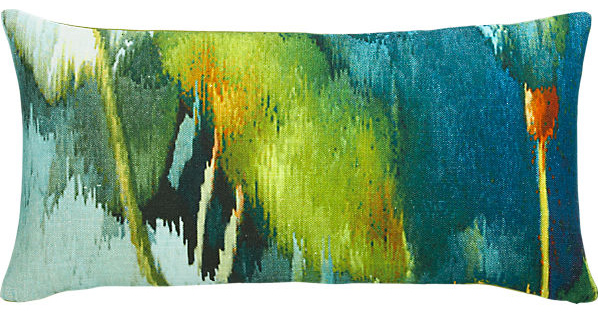 Cypress pillow $35