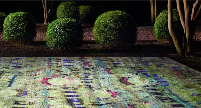 Aura rug collection