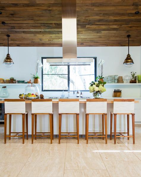 home of Jenni Kayne, via Lonny.com