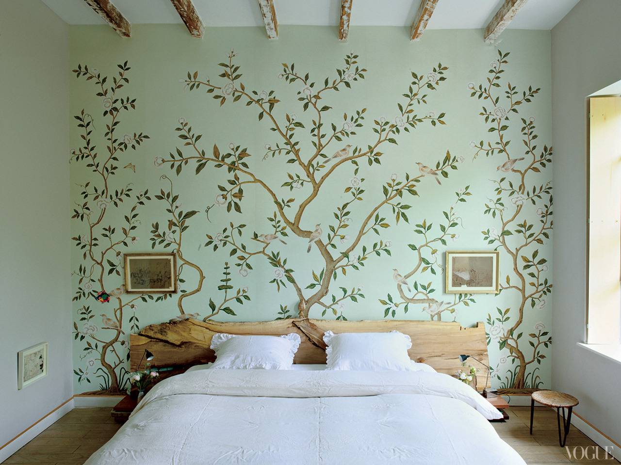 home of Miranda Kerr & Bastien Hallard, via Vogue