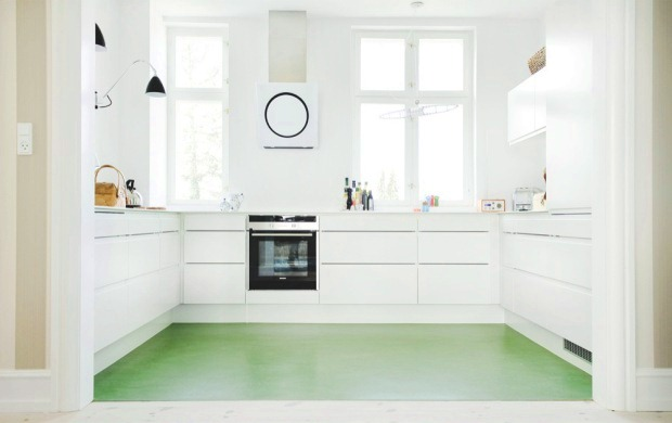 photo by Pernille Kaalund for Bolig Magasinet, via Remodelista