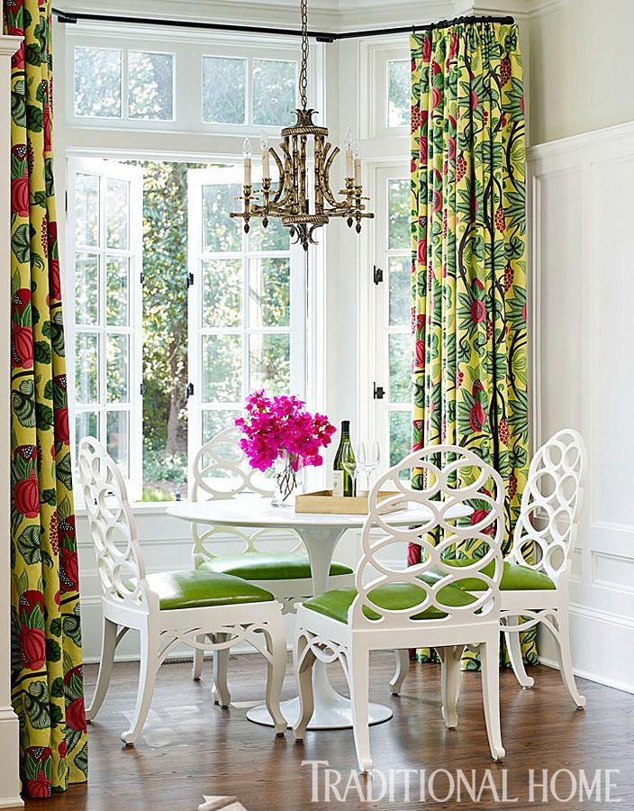 design by Katie Rosenfeldvia Traditional Home