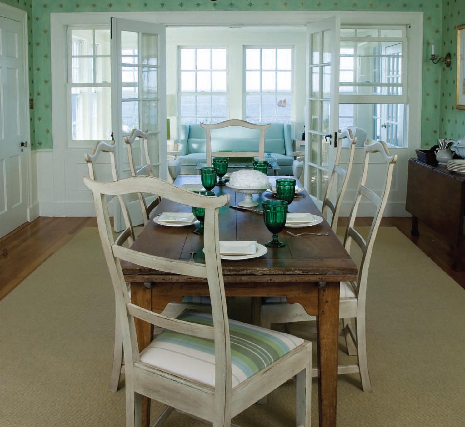 Maine Home & Design  via Simply Home