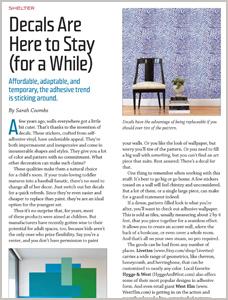 Oakland Magazine Dec 2014