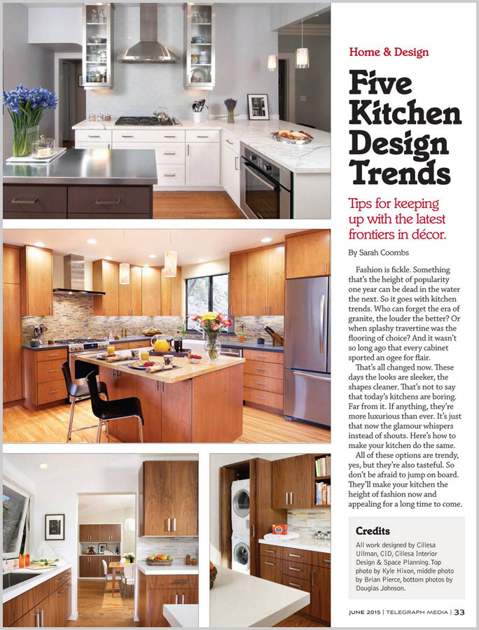 Oakland Magazine June 2015