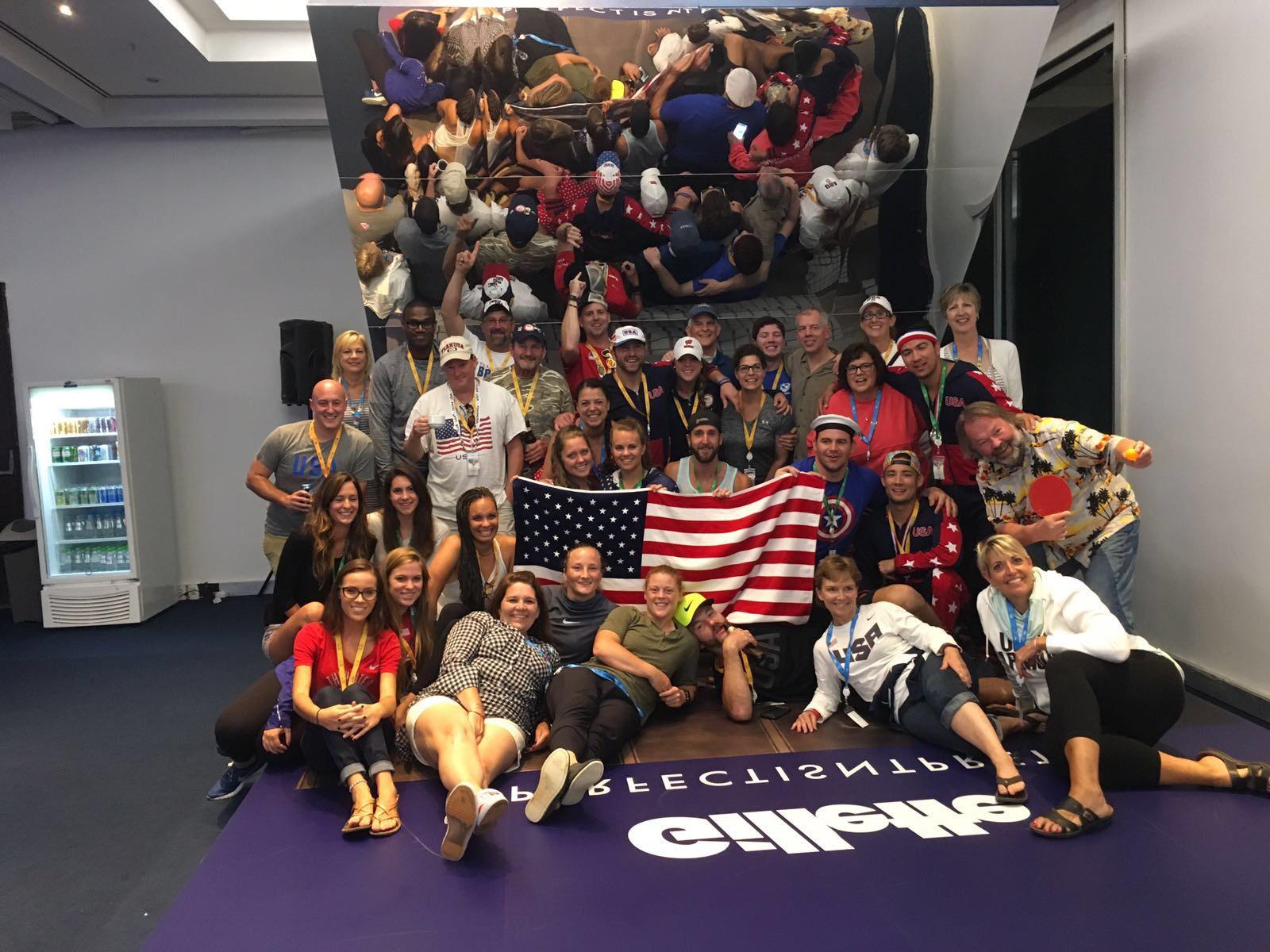 USA Family Pic
