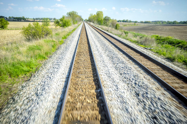 Clack Clack Clack - Train to St. Paul