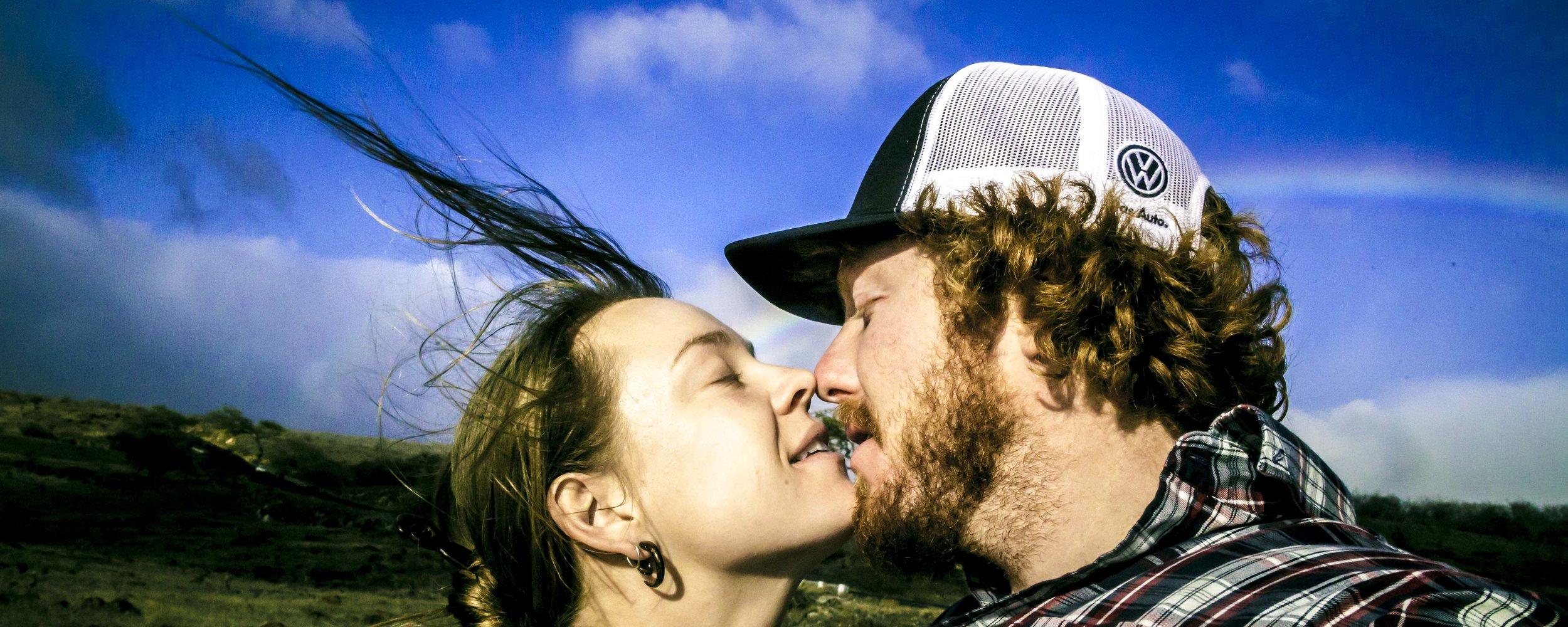 STEPH & JULIAN  - We met and fell in love as guides in Alaska in 2010.