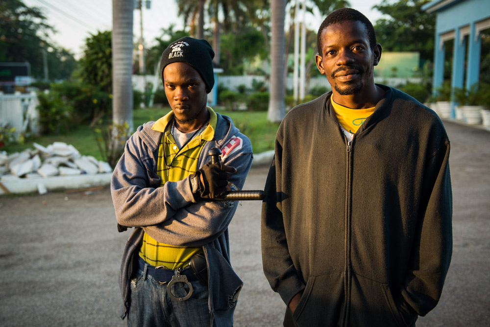 Best security guards in Jamaica