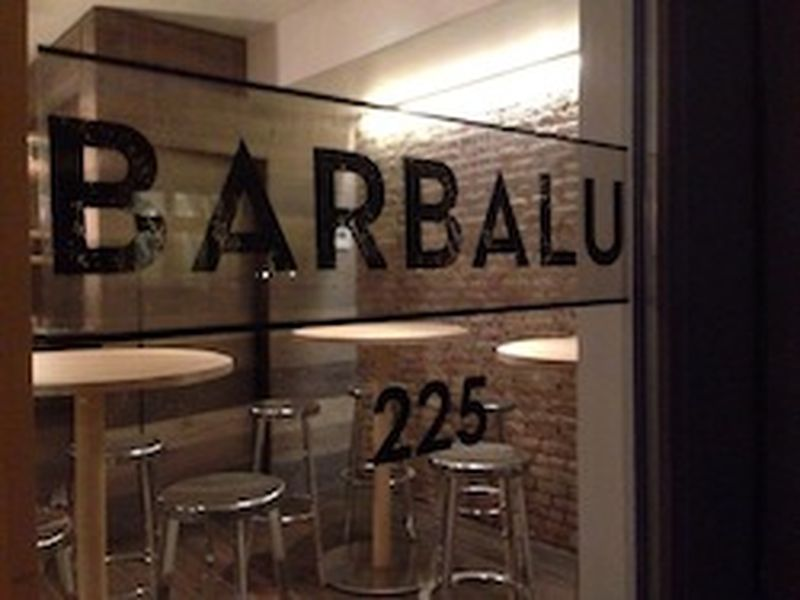 Barbalu @ 225 Front St. NYC