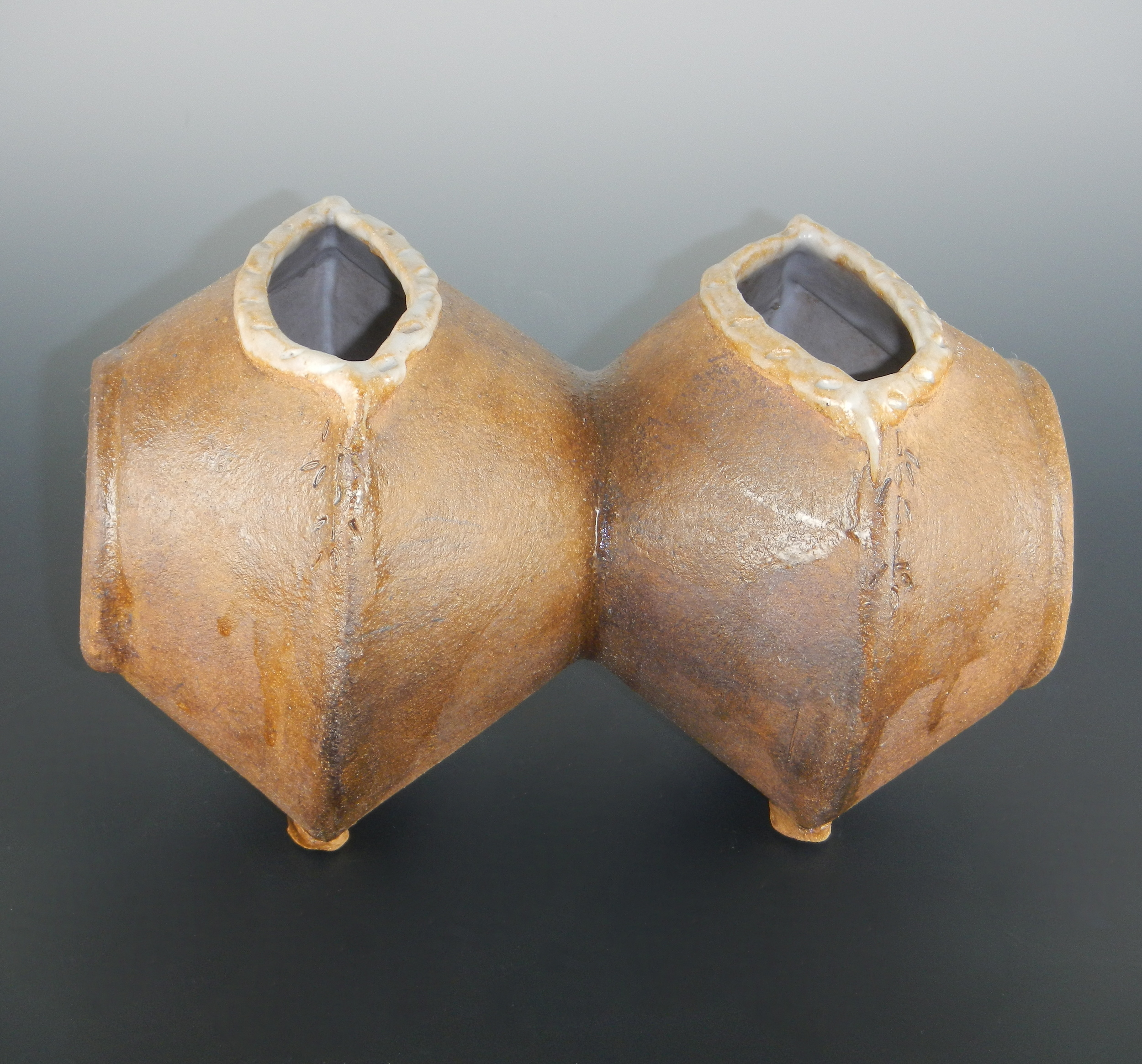 "(""Conjoined Vessels"", back view)"
