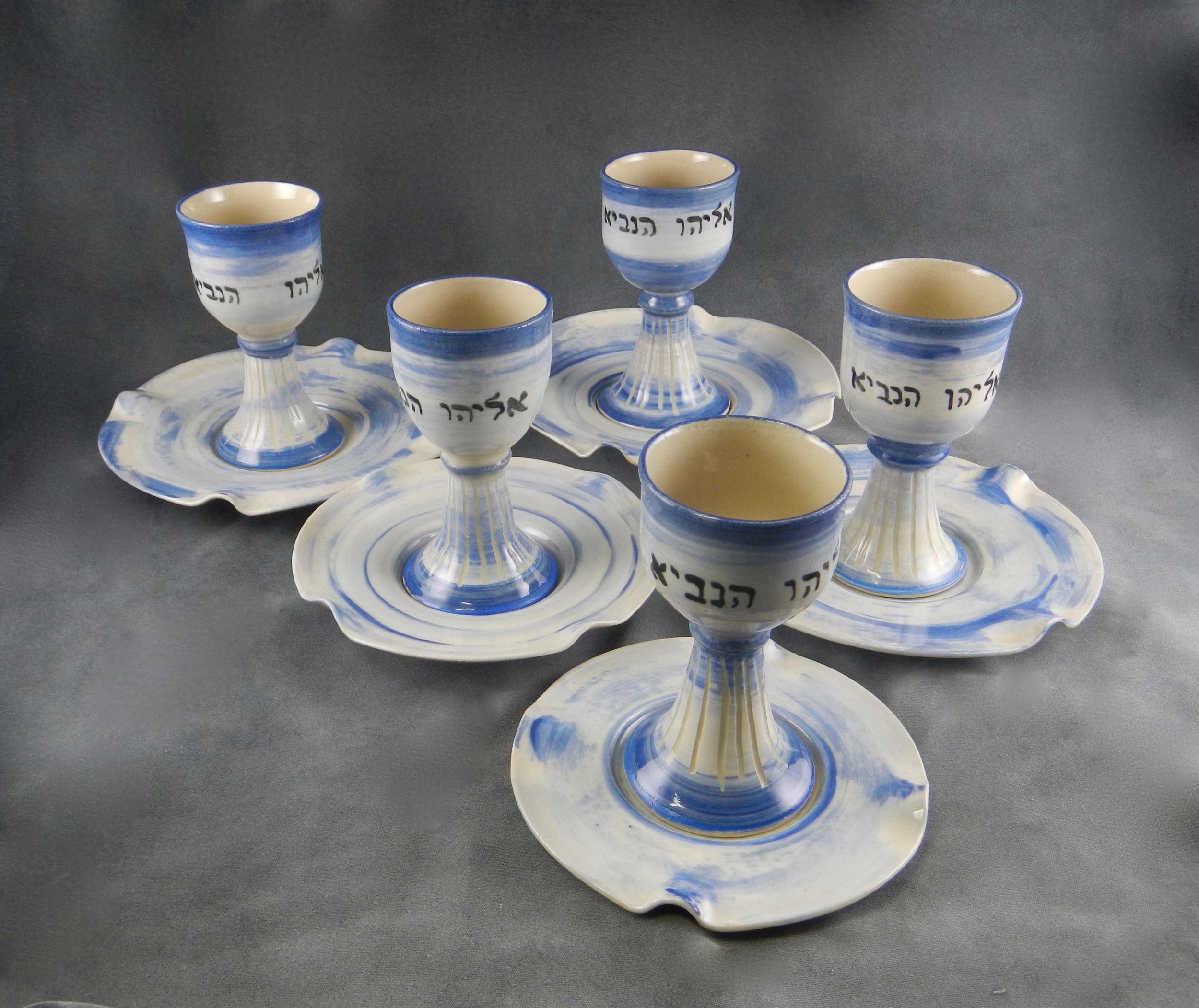 (Elijah's Cups, Mimi Stadler Pottery 2016. Photo Mimi Stadler)