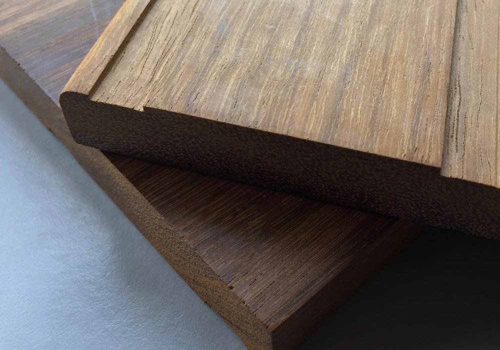 kayu besi ulin ironwood